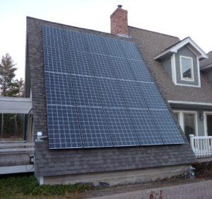 TMLP Solar Rebate Taunton MA
