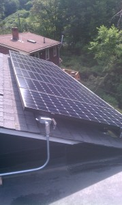Solar Electric System in Andover, MA