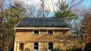 Solar Roof Andover MA