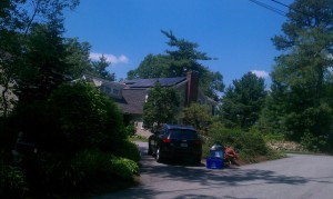 Solar Panel Installation in Andover, MA