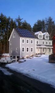 Solar Energy System in Carlisle, MA