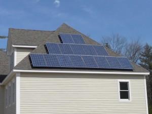 Solar Installation in Carlisle, MA