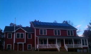 Solar Installation in Clinton, MA