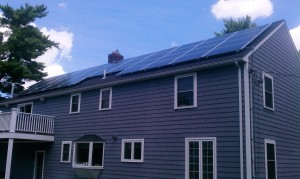 Solar Panels in Dedham, MA