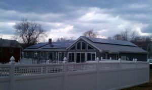 Solar Installation in Dracut, MA