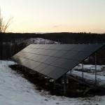 Solar Installation in Fitchburg, MA