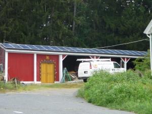 Solar Installation in Framingham, MA