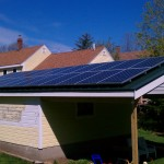 Solar Energy System in Georgetown, MA