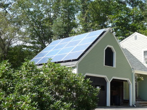 Solar Installation in Georgetown, MA