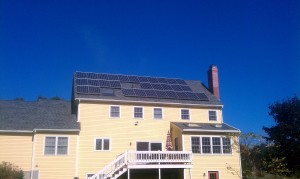 Solar Installation in Grafton, MA