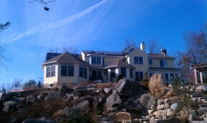 Solar Installation in Groton, MA