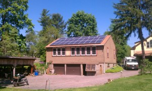 Solar Installation in Mansfield, MA