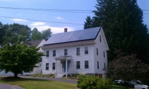 Solar Energy System in Marlborough, MA