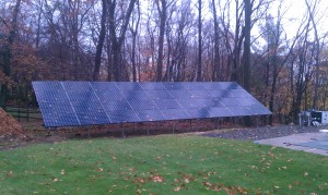 Solar Power System in Marlborough, MA