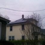 Solar Installation in Maynard, MA