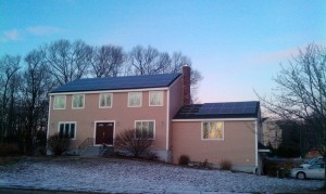 Solar Installation in Millbury, MA