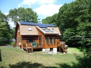 Solar Installation in Millville, MA