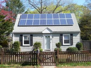 Solar Installation in Natick, MA