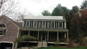 home solar Northborough MA