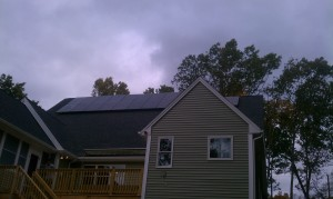 Solar Installation in Oxford, MA