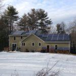 Solar Installation in Pricentown