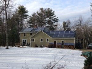 Solar Installation in Pricentown
