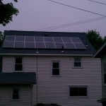 Solar Installation in Quincy, MA