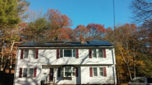 Home Solar in Sharon, MA