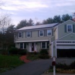 Solar Energy System in Sharon, MA