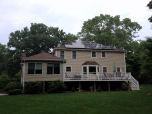 Solar Panels in Sharon, MA