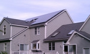Solar Installation in Shrewsbury, MA