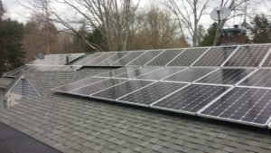 solar panels in Spencer MA