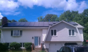 Solar Energy System in Stoughton, MA
