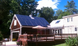 Solar Installation in Stoughton, MA