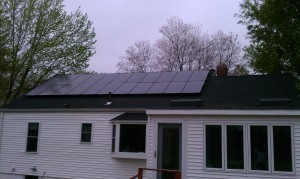 Solar Installation in Sudbury, MA