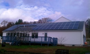 Solar Energy System in Sutton, MA
