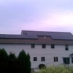 Solar Power System in Walpole, MA