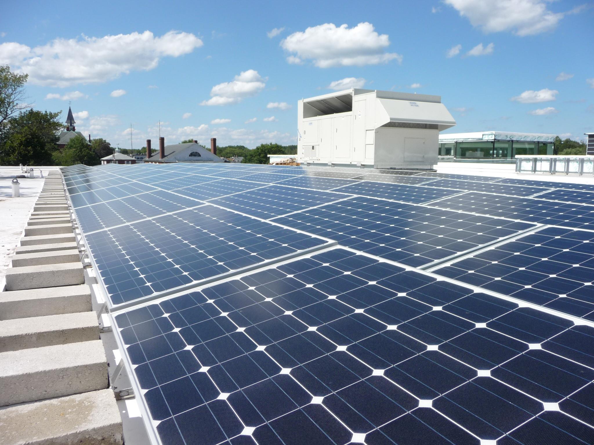 Massachusetts Solar Installer | MA Solar Panels