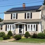 Solar Power System in Waltham, MA