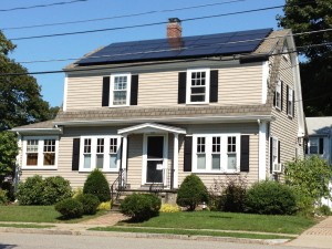 Solar Power System in Waltham, MA