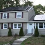 Solar Installation in Waltham, MA