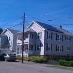Solar Installation in Watertown, MA