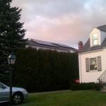 Solar Installation in Westwood, MA