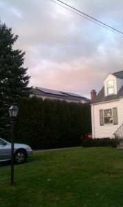 Solar Installation in Westwood, MA