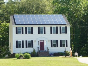 Solar Installation in Whitman MA