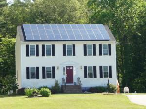 Solar Installation in Whitman, MA