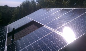 Solar Panels in Winchester