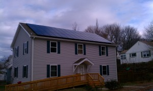 Solar Installation in Woburn, MA