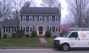 Solar Energy System in Worcester, MA